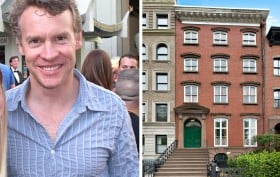 Tate Donovan, 428 West 20th Street, NYC celebrity real estate