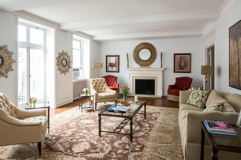 Exceptional Debra Messing Buys $5.5M Upper East Side Apartment