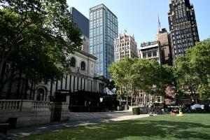 Bryant Park, Morris Adjmi Architects, 20 West 40th Street