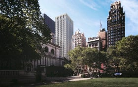 Bryant Park, 20 West 40th Street, Stonehill & Taylor