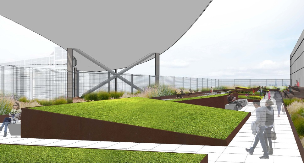 Daily Link Fix: A Mini High Line May Arrive at JFK