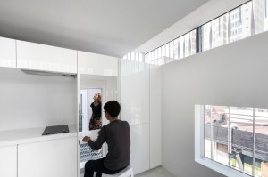 Seoul South Korea, Songpa Micro Housing, SsD Architecture