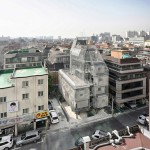 Seoul South Korea, Songpa Micro Housing, SsD Architecture