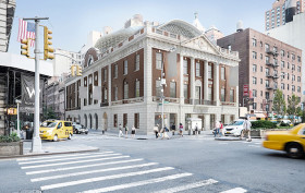 tammany hall update, bksk architects