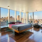 145 Hudson Street, Carmelo Anthony, Sky Lofts, NYC penthouses