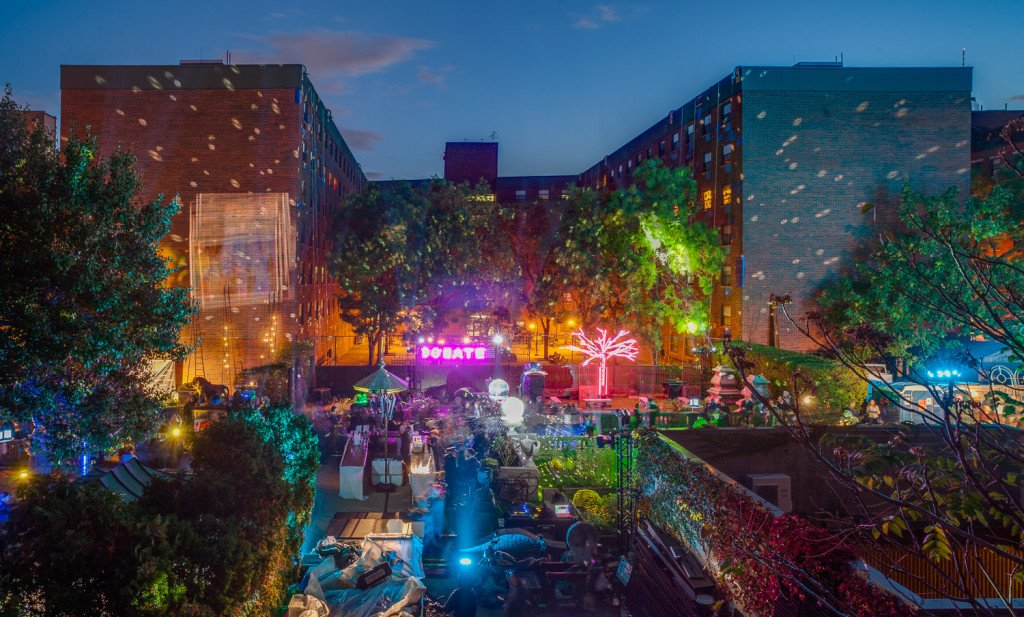 New York Festival Of Light Is Illuminating DUMBO Starting Tomorrow Night Nice Ideas