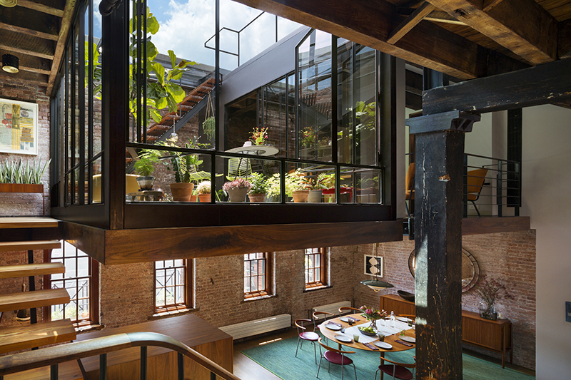 Andrew Franz Transforms an Old Soap Factory into a Tranquil
