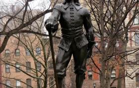 Peter Stuyvesant, Stuyvesant Square