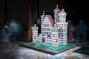 Once Upon a Can by Thornton Tomasetti, canstruction 2013, canstruction 2014, canstruction