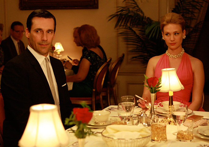 mad men lutece restaurant, mad men, lutece restaurant