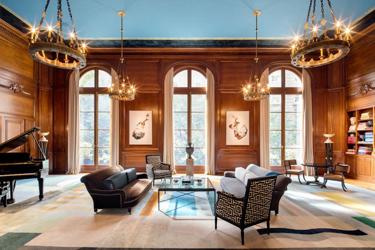 Beautiful Carnegie Hill | 6sqft Awesome Ideas