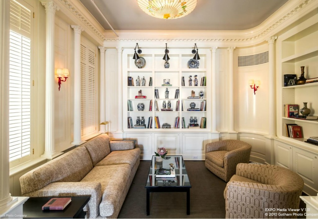158 Mercer street, condo soho, elle decor top designer, de la Torre design studio