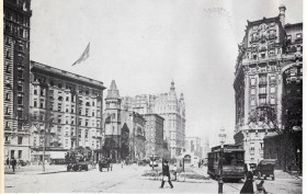 historic upper west side apartments and hotels, ansonia hotel, ansonia apartments
