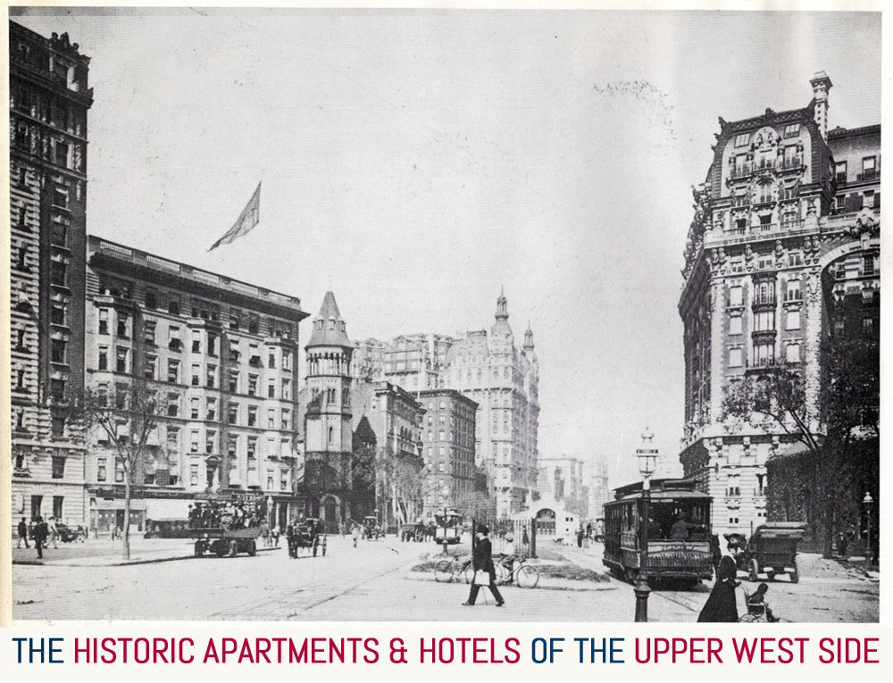 How the historic apartments and hotels of the upper west for Apartments in upper west side