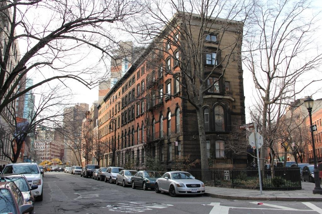 Stuyvesant Street, East Village
