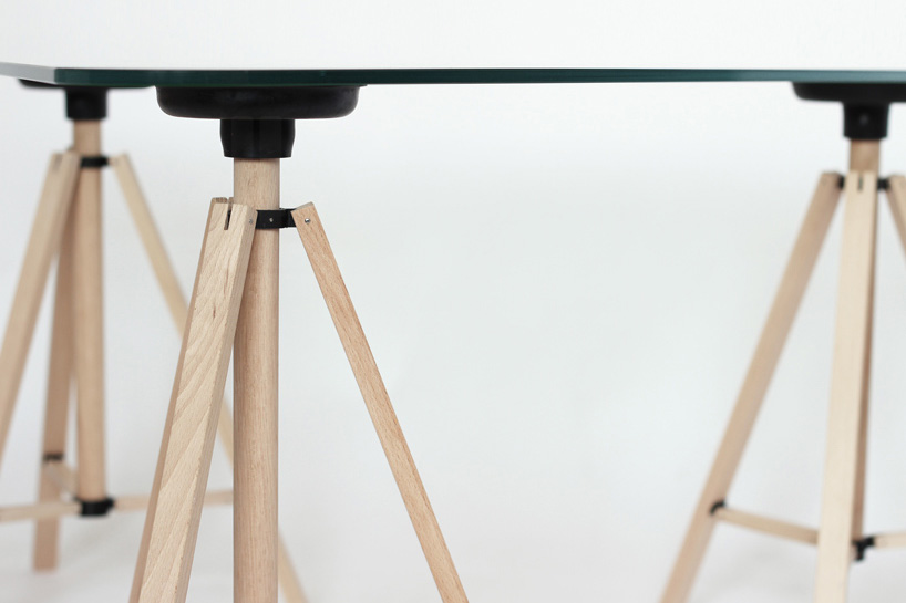 Genial Poorex, Tripod Furniture