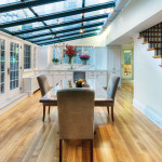 52 East 72nd Street, luxury condo upper east side, skylight dining room