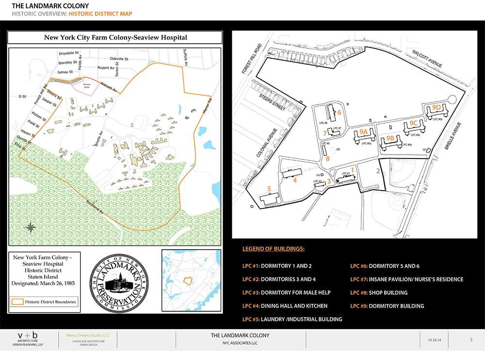 New York City Farm Colony, landmark colony, NFC Associates, New York City Economic Development Corporation, Pablo E. Vengoechea , Timothy G. Boyland, Vengoechea + Boyland Architecture