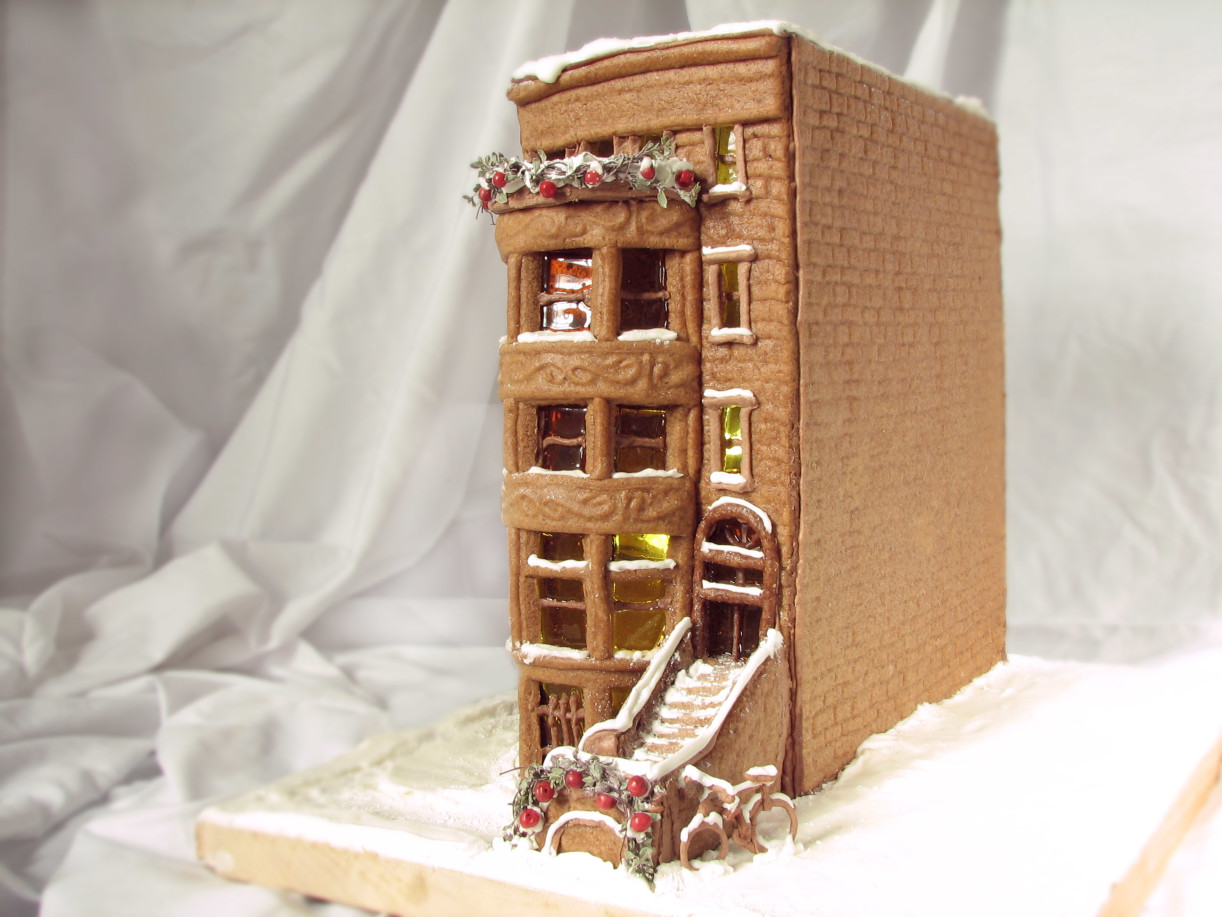 Edible Real Estate These Amazing Gingerbread Houses Are Totally