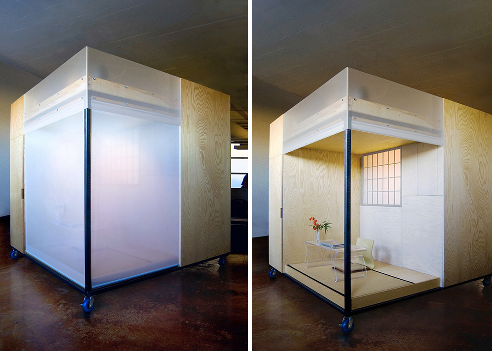Space Flavor S Minimal Cube Provides Privacy For