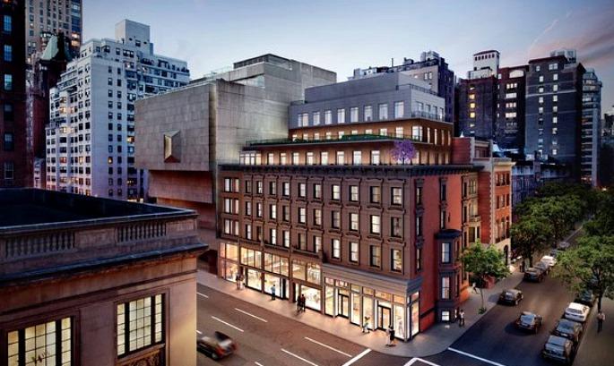 Old Whitney Building, Metropolitan Museum of Art, Daniel Straus, Marcel Breuer