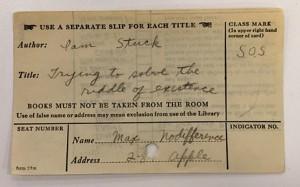 NYPL, New York Public Library