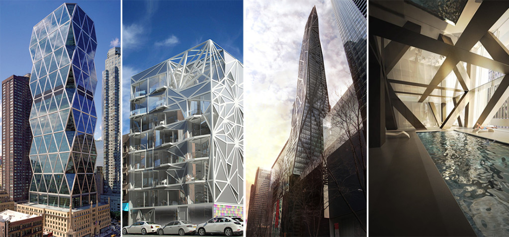 170 Amsterdam Avenue, Equity Residential, exoskeleton, diagrid, upper west side, new york architecture, Lincoln Center, Lincoln Square