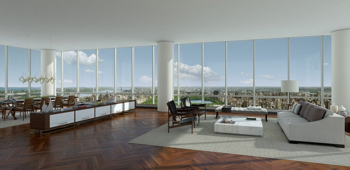 One57, Extell, Christian de Portzamparc