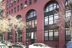 140 Thompson Street, West Broadway Arches, quintessential loft