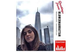 Selfie Kiosk, One World Trade Center, Downtown Alliance