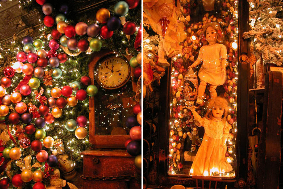 Where to See the Best Lights in NYC this Holiday Season | 6sqft