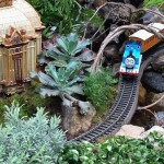 New York Botanical Garden, Holiday Train Show, Thomas the Tank Engine