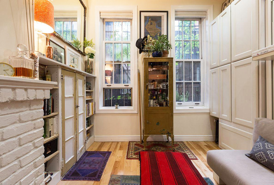 242 Square Foot West Village Love Nest Asks 3k Month 6sqft
