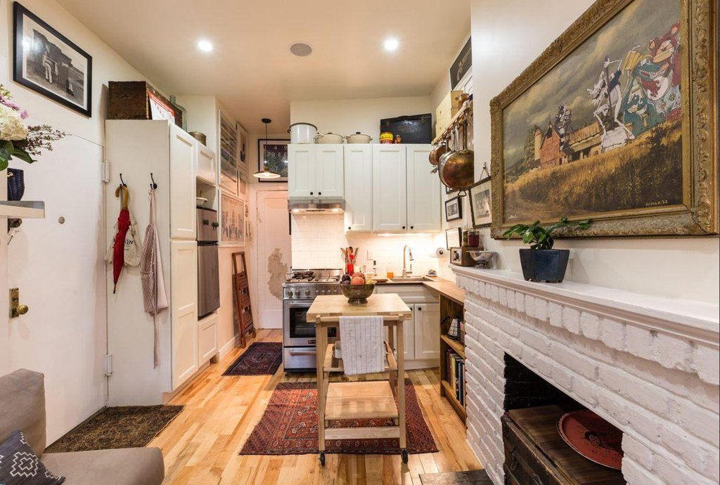 242 Square Foot West Village Love Nest Asks 3K Month