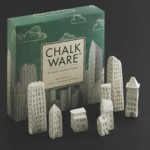 Chalk Ware, Matt Austin Studio, sculptural chalk
