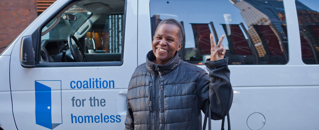 Holiday Volunteer NYC, coalition for the homeless