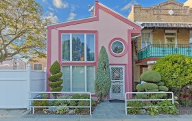 gravesend brooklyn pink house