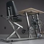big+rig exer-desk, big+rig, big+rig desk