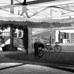 bicycle architecture, Steven Fleming, archdaily, design, product design, urban design