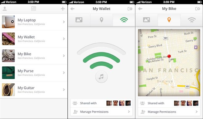 tile app tracker 2