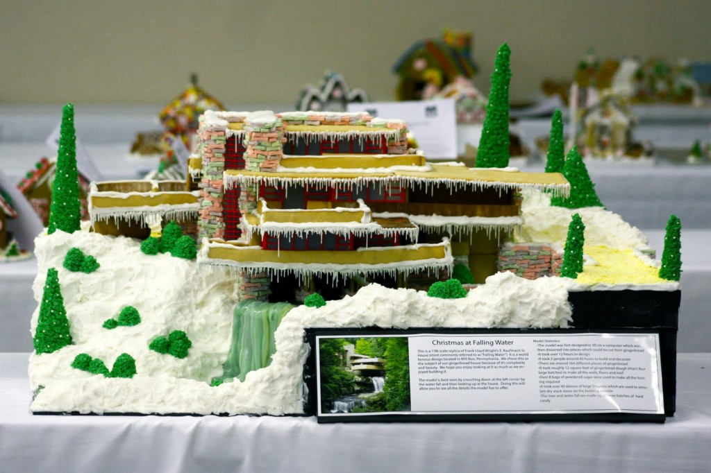 dible eal state: hese mazing Gingerbread Houses re otally ... - ^