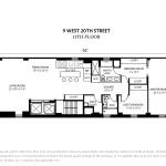 9 West 20th Street, quintessential New York loft, Ladies' Mile
