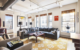 9 West 20th Street, quintessential New York loft, Ladies' Mile