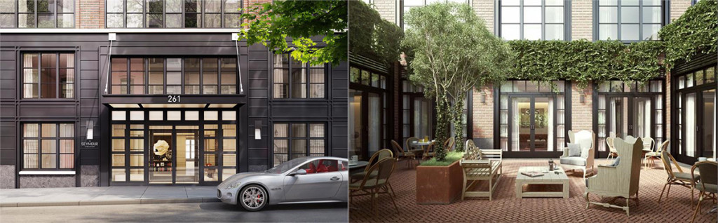 Seymour, condominium, new york condos, traditional architecture, pre war, Goldstein Hill & West, Naftali