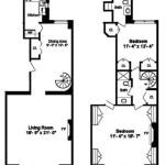 313 West 75th Street, upper west side rental, pre-war duplex,