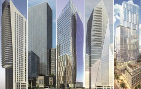 Riverside Center, Extell, Silverstein Properties, Manhattan's West Side, NYC Development, Elad, Upper West Side