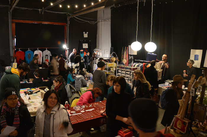 holiday gift market, pop-up shop, holiday, xmas, shopping, degenerate craft fair, art market, craft market