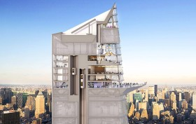 30 hudson yards open air viewing platform