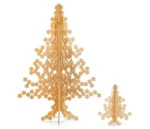 modern trees, holiday, xmas, super star, modernica