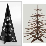 modern trees, holiday, xmas, possibilitree